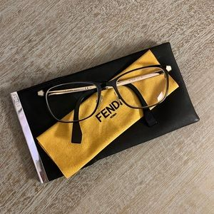 Fendi Prescription Frames